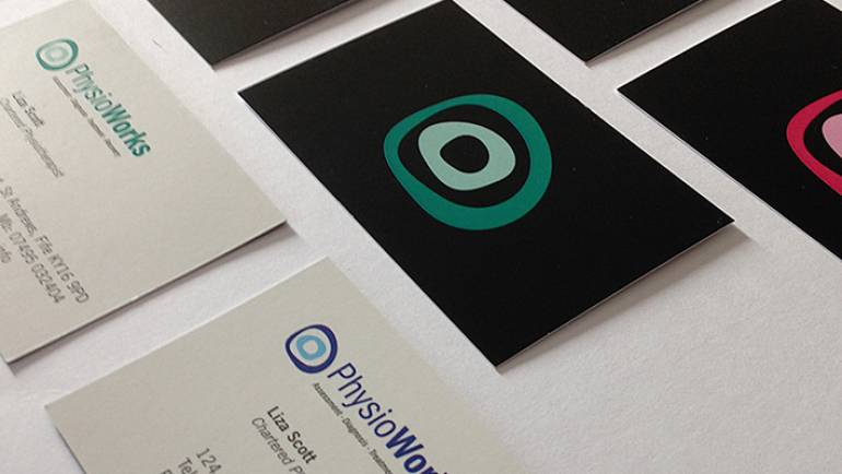 PhysioWorks launches a new identity and website by Greybridge Design